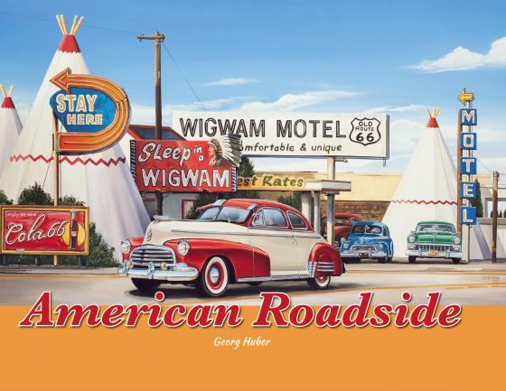 Cover-Bild American Roadside