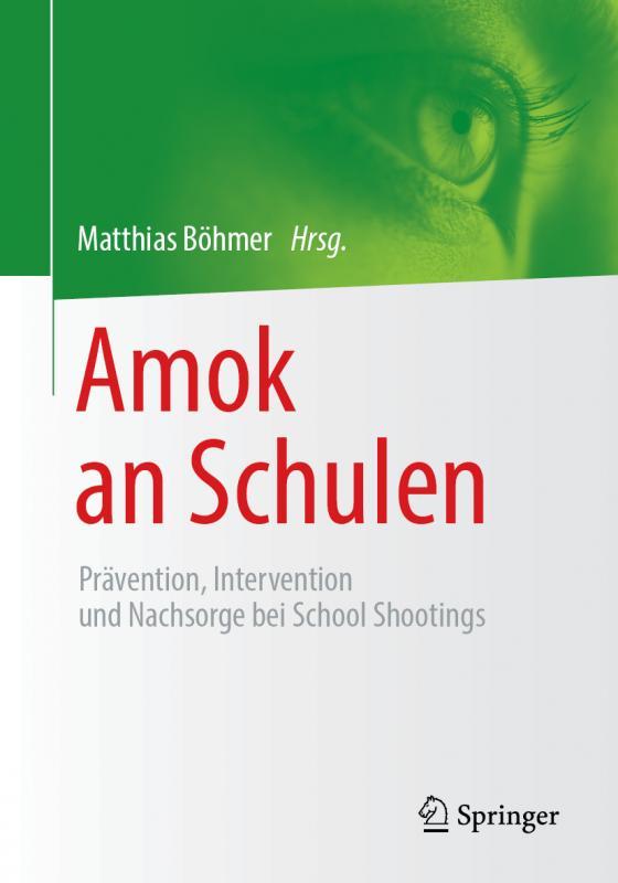 Cover-Bild Amok an Schulen