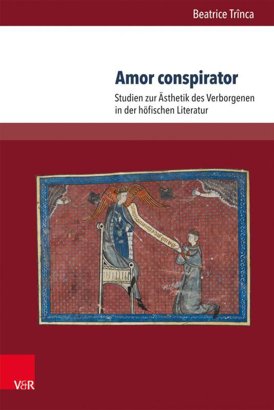 Cover-Bild Amor conspirator