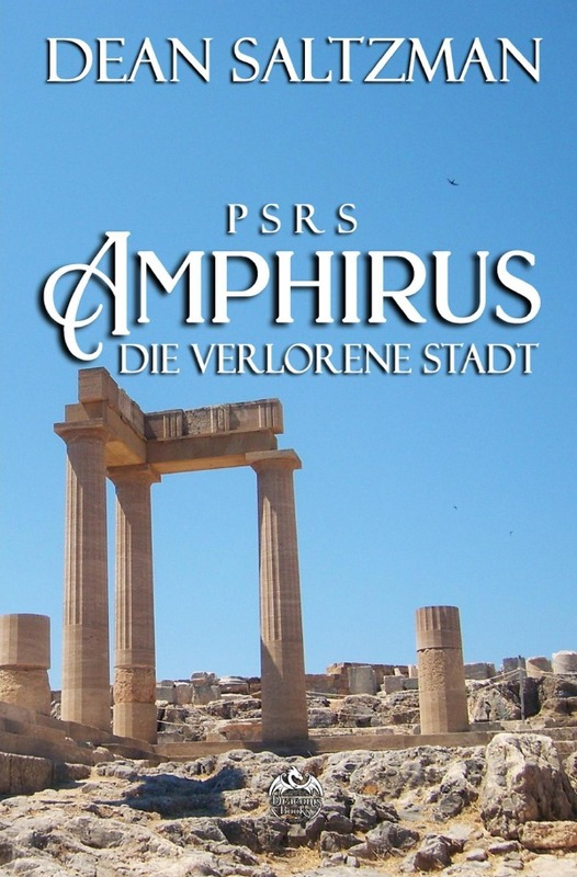 Cover-Bild Amphirus: Die verlorene Stadt