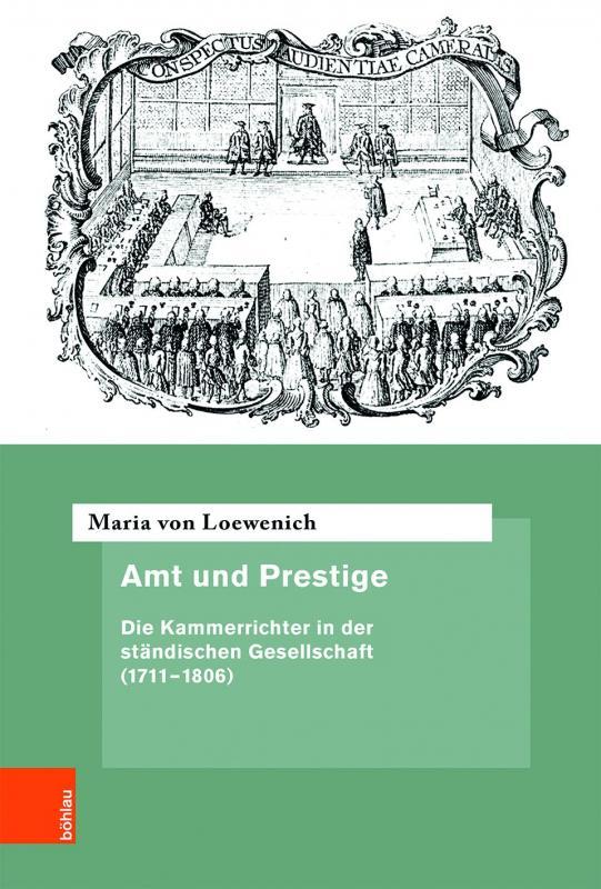 Cover-Bild Amt und Prestige