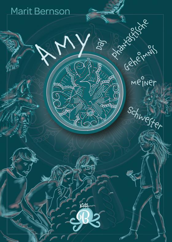 Cover-Bild Amy - Das phantastische Geheimnis meiner Schwester
