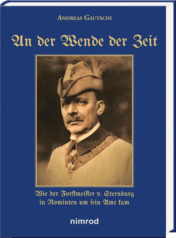Cover-Bild An der Wende der Zeit