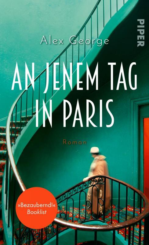 Cover-Bild An jenem Tag in Paris
