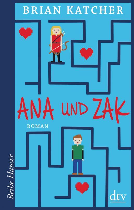 Cover-Bild Ana und Zak