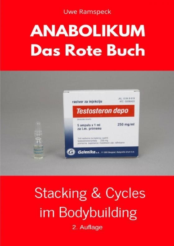 Cover-Bild Anabolikum Das Rote Buch