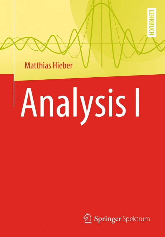 Cover-Bild Analysis I