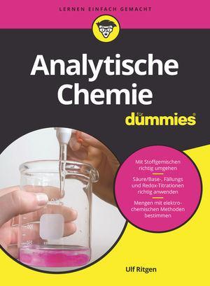 Cover-Bild Analytische Chemie für Dummies