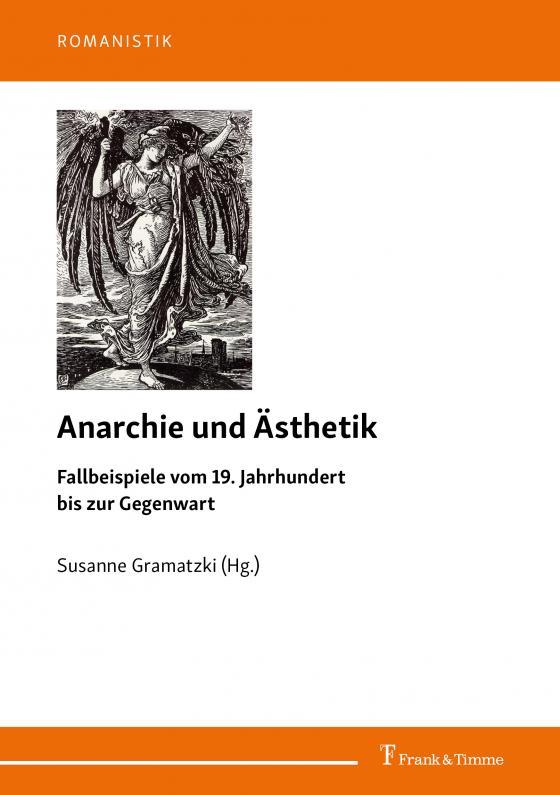 Cover-Bild Anarchie und Ästhetik