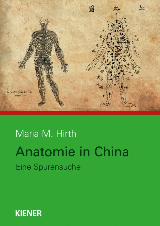Cover-Bild Anatomie in China