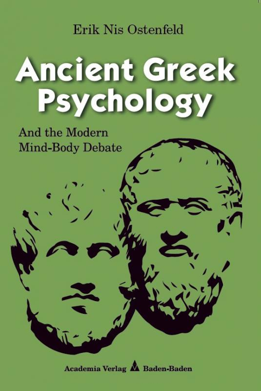 Cover-Bild Ancient Greek Psychology