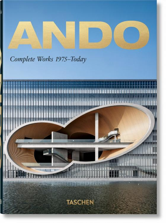 Cover-Bild Ando. Complete Works 1975–Today – 40th Anniversary Edition