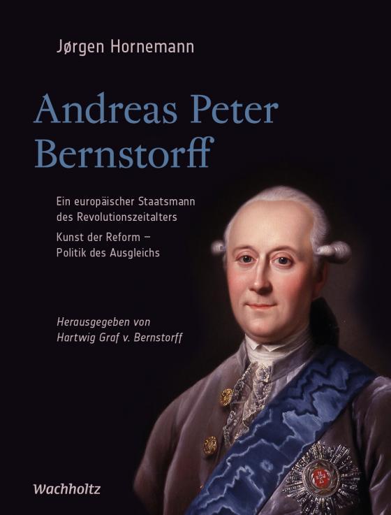 Cover-Bild Andreas Peter Bernstorff