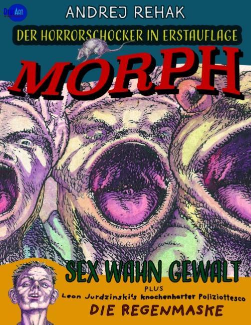 Cover-Bild Andrej Rehak's Morph