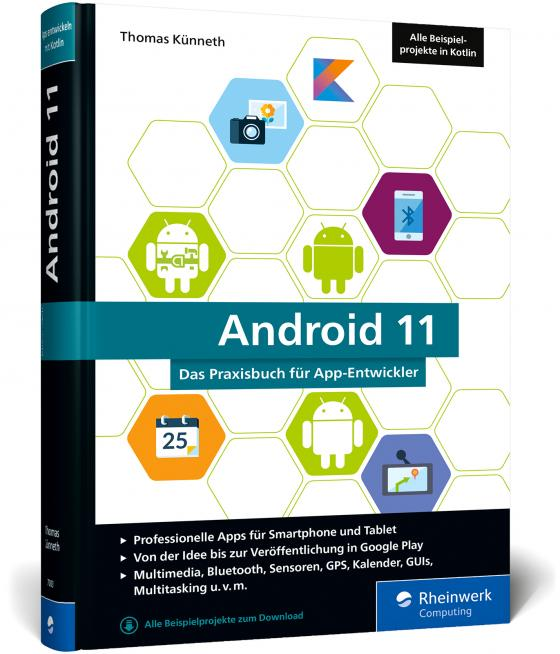 Cover-Bild Android 11