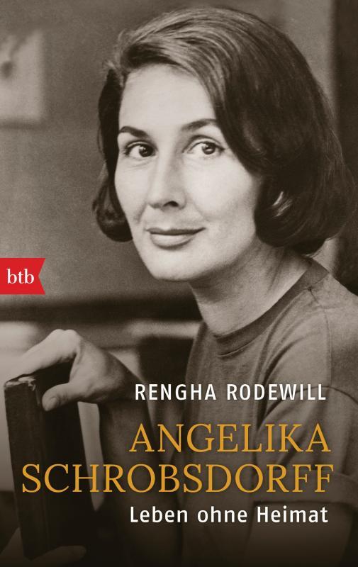 Cover-Bild Angelika Schrobsdorff