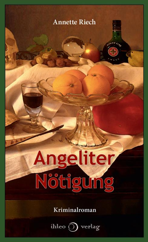 Cover-Bild Angeliter Nötigung
