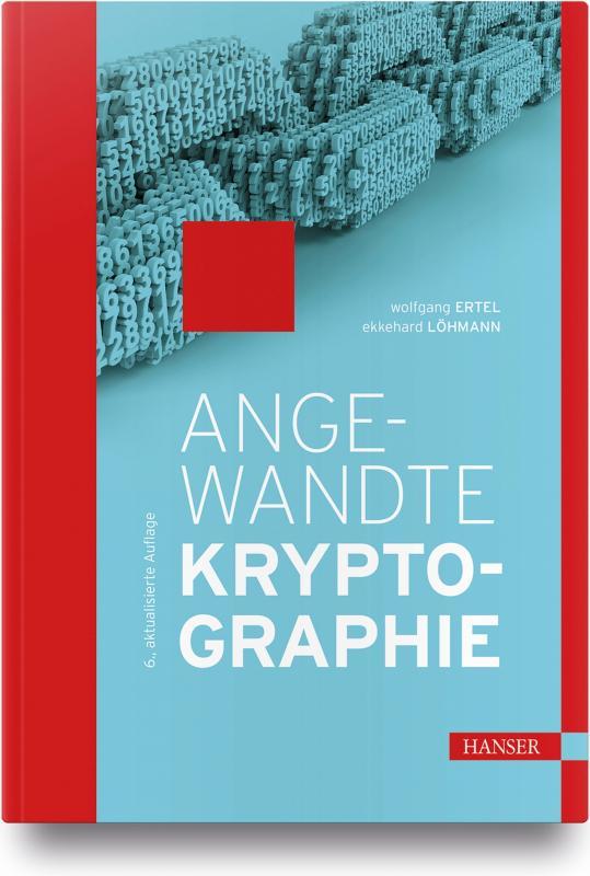 Cover-Bild Angewandte Kryptographie