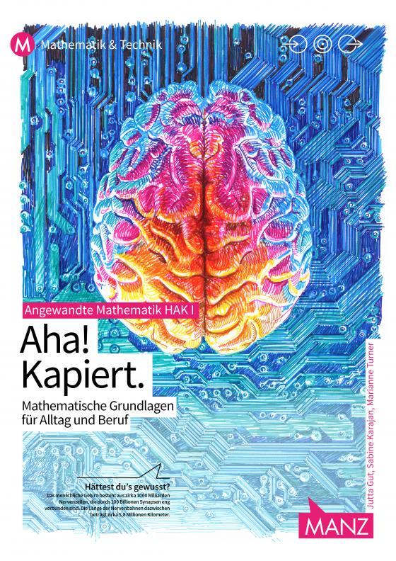 Cover-Bild Angewandte Mathematik HAK I   Aha! Kapiert.