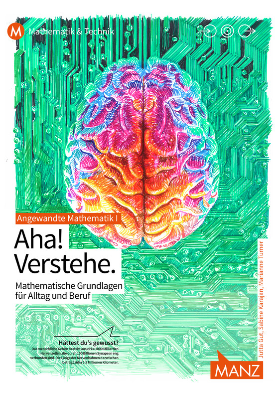 Cover-Bild Angewandte Mathematik I Aha! Verstehe.