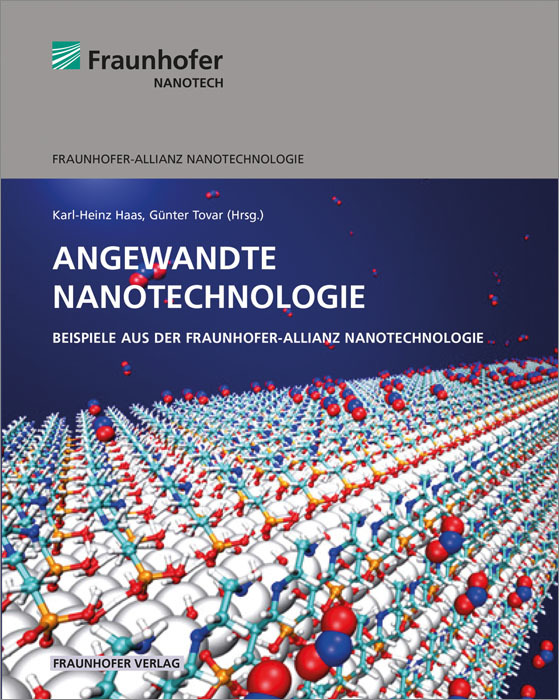 Cover-Bild Angewandte Nanotechnologie.