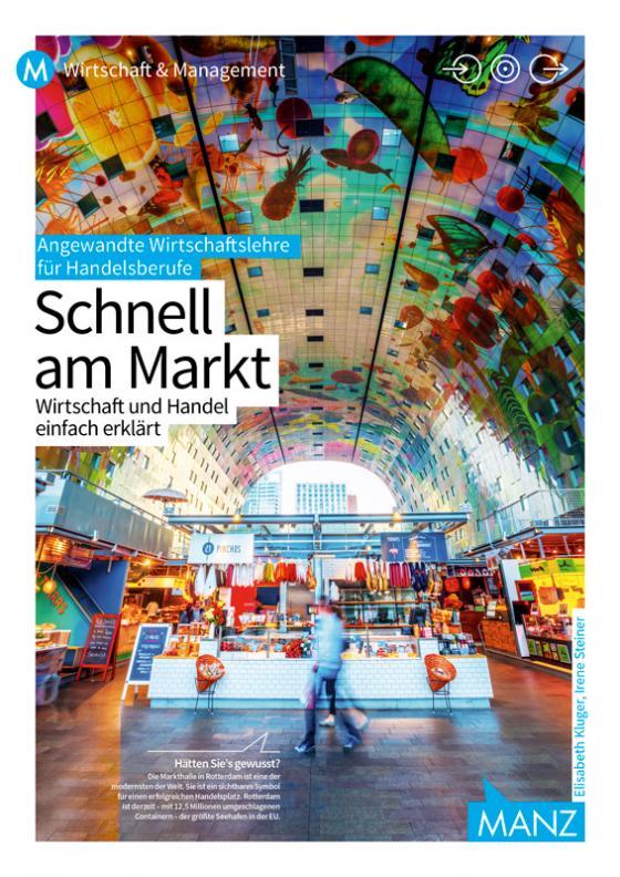 Cover-Bild Angewandte Wirtschaftslehre für Handelsberufe | Schnell am Markt