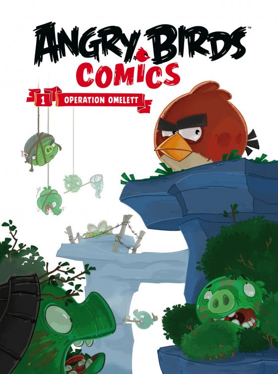 Cover-Bild Angry Birds 1: Operation Omelett