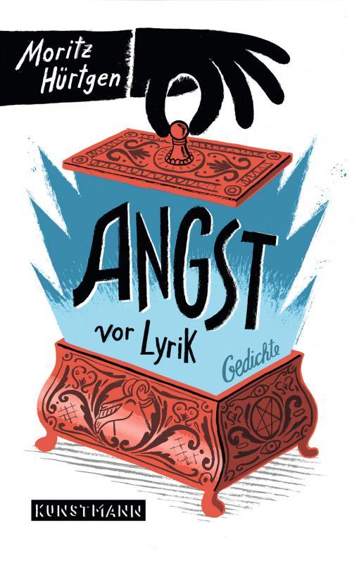 Cover-Bild Angst vor Lyrik
