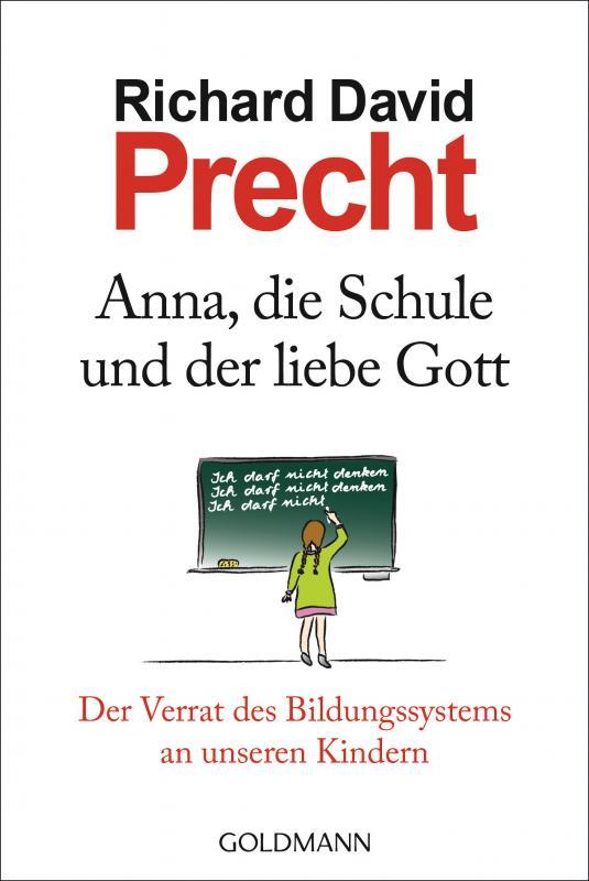 Cover-Bild Anna, die Schule und der liebe Gott