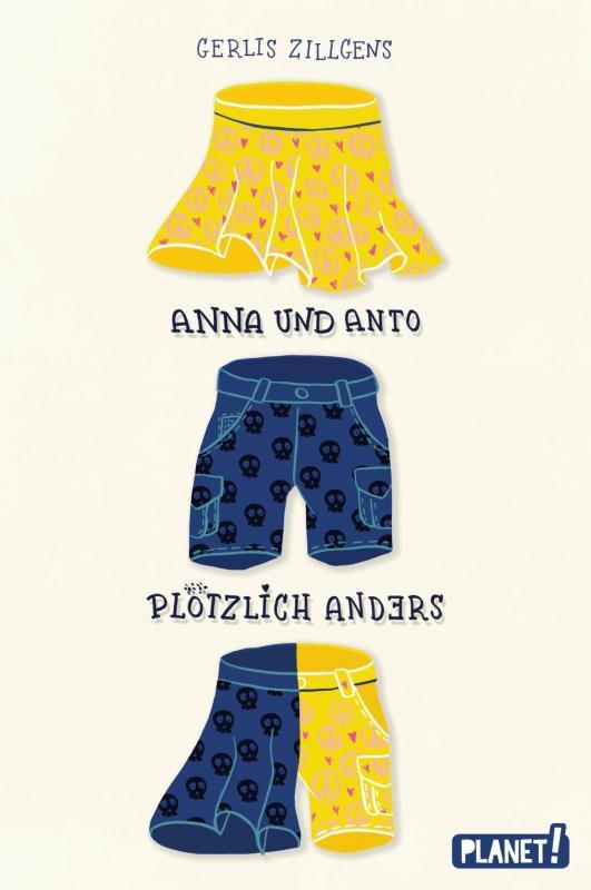 Cover-Bild Anna & Anto