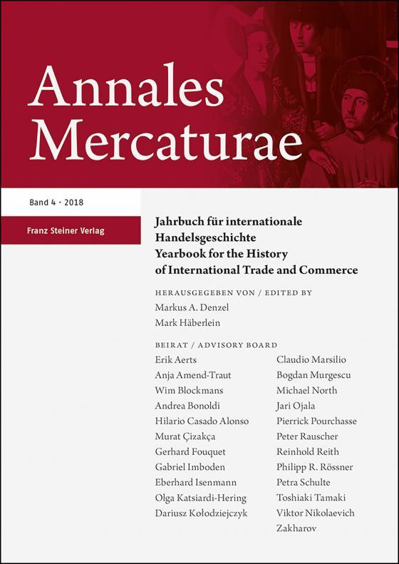 Cover-Bild Annales Mercaturae 4 (2018)