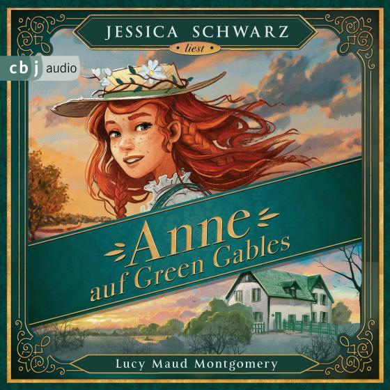 Cover-Bild Anne auf Green Gables
