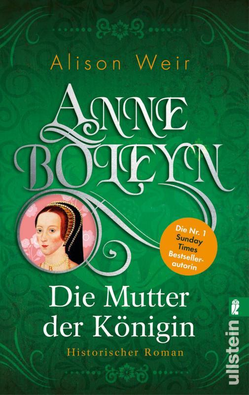 Cover-Bild Anne Boleyn