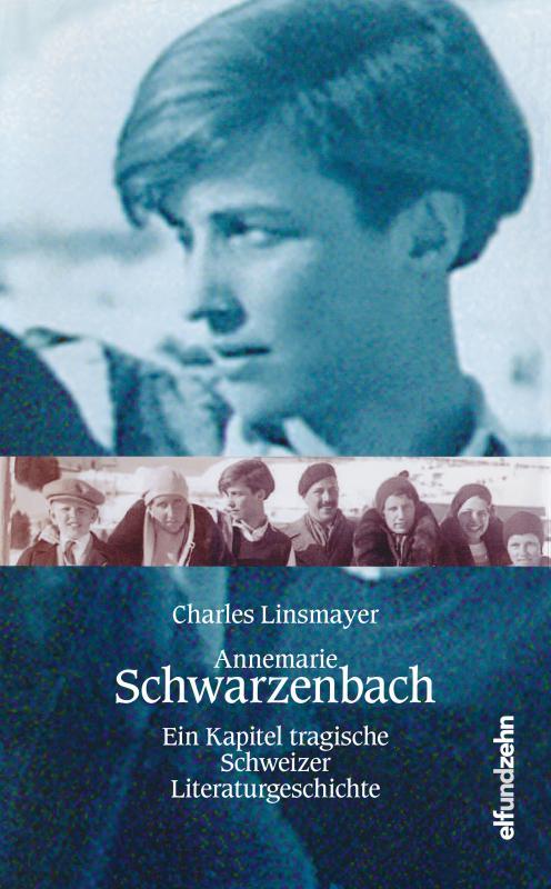 Cover-Bild Annemarie Schwarzenbach