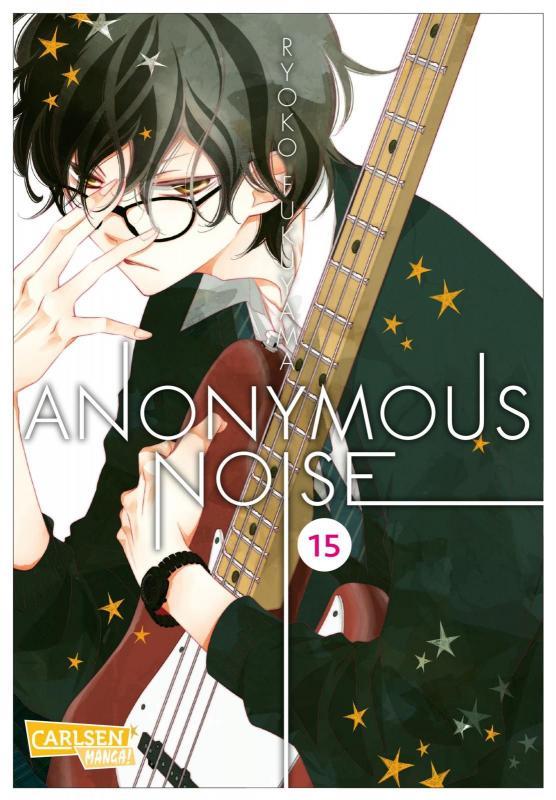 Cover-Bild Anonymous Noise 15