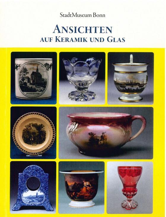Cover-Bild Ansichten auf Keramik und Glas