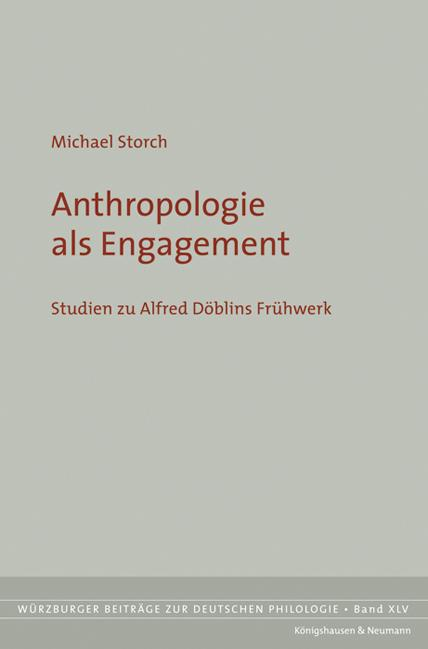 Cover-Bild Anthropologie als Engagement