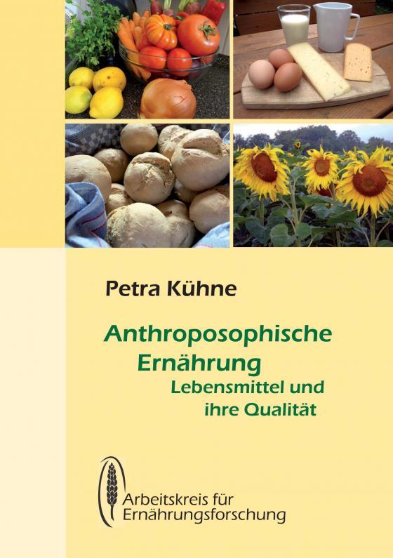 Cover-Bild Anthroposophische Ernährung