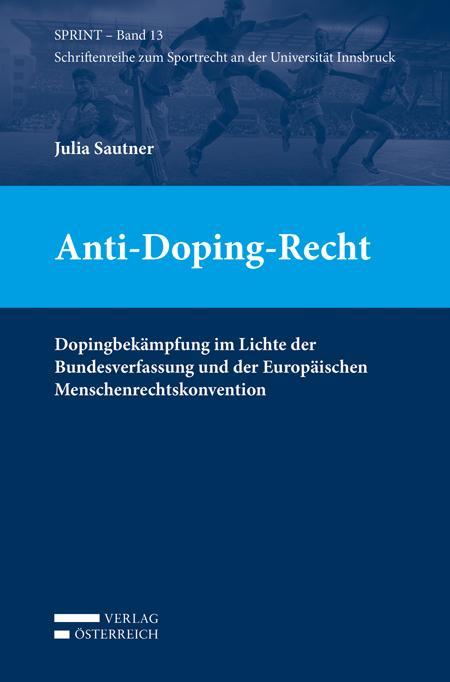 Cover-Bild Anti-Doping-Recht