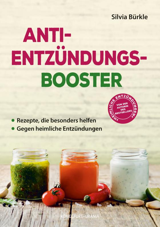 Cover-Bild Anti-Entzündungs-Booster