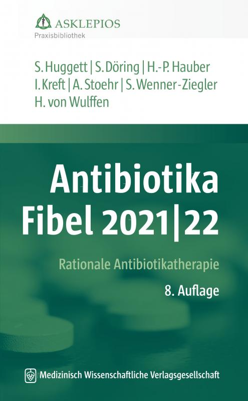 Cover-Bild Antibiotika-Fibel 2021/22