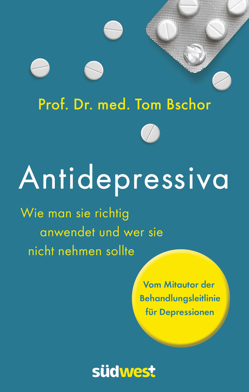 Cover-Bild Antidepressiva
