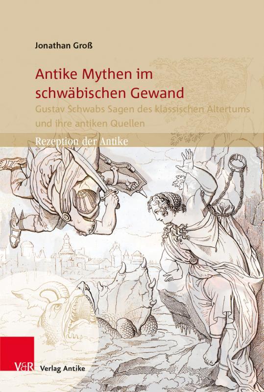 Cover-Bild Antike Mythen im schwäbischen Gewand