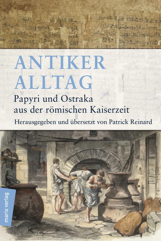 Cover-Bild Antiker Alltag