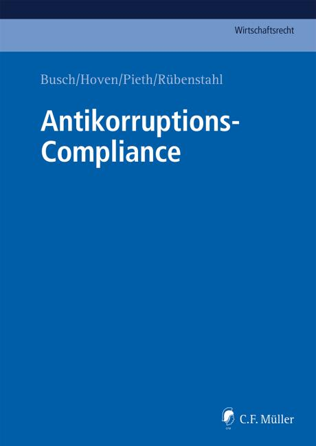 Cover-Bild Antikorruptions-Compliance