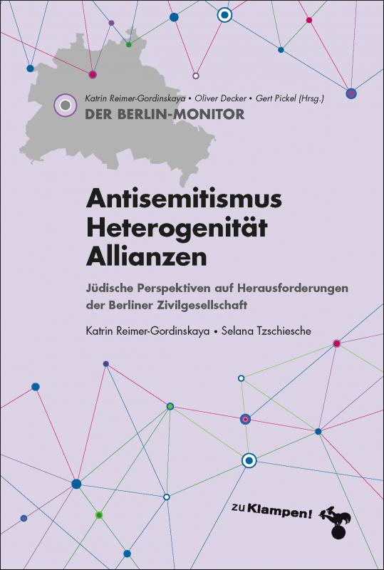 Cover-Bild Antisemitismus – Heterogenität – Allianzen