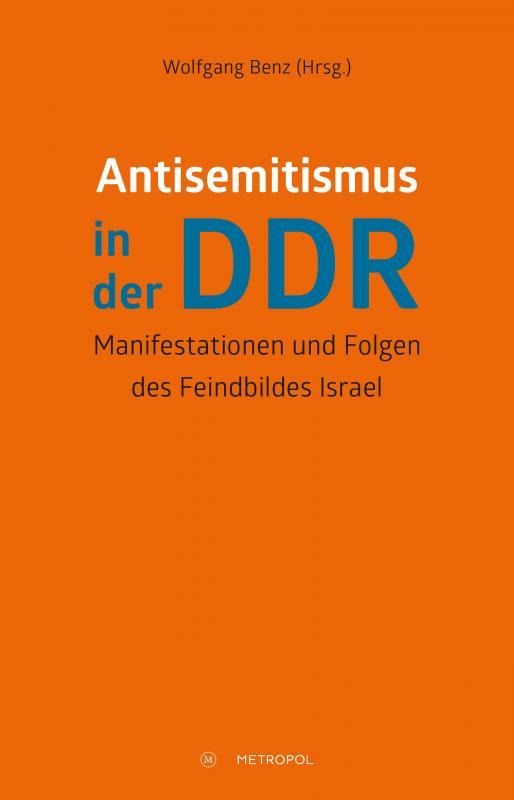 Cover-Bild Antisemitismus in der DDR
