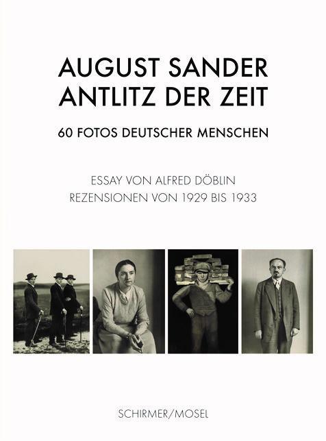 Cover-Bild Antlitz der Zeit