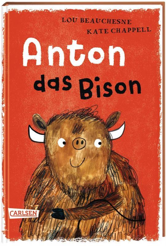 Cover-Bild Anton das Bison