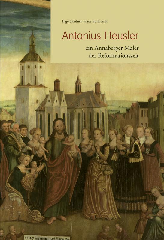 Cover-Bild Antonius Heusler